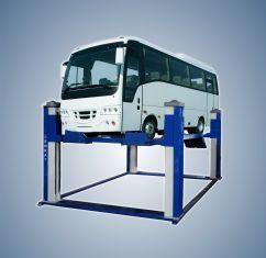 Minibüs, Midibüs, Kamyonet Araçlar İçin 4 Sütunlu Oto Lift 6 Ton(EK4-6000)