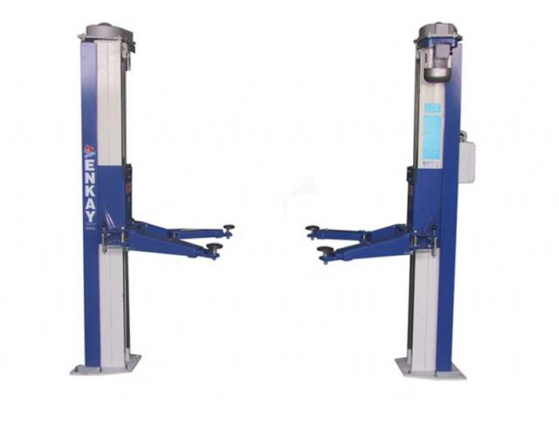 2 Sütunlu Akıllı Lift (Şasesiz) 3500 KG(SMART2-3500)