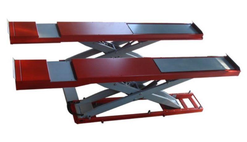 Makaslı Rot Ayar Lifti 4 Ton (Yardımcı Krikolu)(ENK-ROT-4000)