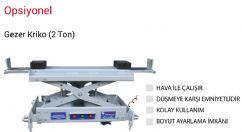 Dört Sütunlu ve Makaslı Liftler  için Yardımcı Kriko(ENK-YRDK-2500)