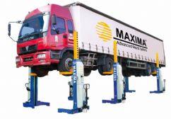 Ağır Vasıta Mobil Sütunlu Lift - 6 x 7.5 ton (Kablolu)(ENK-ML6045)