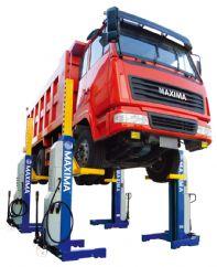 Ağır Vasıta Mobil Sütunlu Lift - Kablosuz - 4 x 7.5 Ton(ENK-ML4030W)