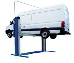 Pro İki Sütunlu 5 Ton Mekanik Lift(MAK2-5000PRO)