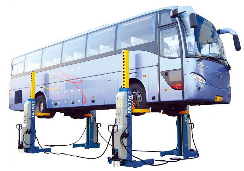 Ağır Vasıta Mobil Sütunlu Lift - 4 x 7.5 Ton(ENK-ML-4030)