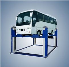 Dört Sütunlu 10 Ton Mekanik Lift(EK4-10000)