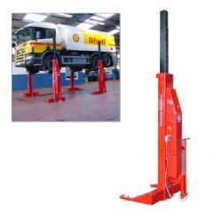 Ağır Vasıta Araçlar İçin 4 Sütunlu Mobil Lift(FCH-FRG7500-4)