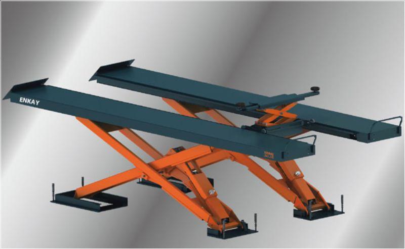 Makaslı Platform Lift 5000KG (Zemin Altı, Opsiyonel Zemin Üstü) 5 METRE(ENK6603S.51L.50T)