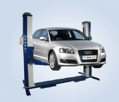 Binek Araç ve Hafif Ticari Araçlar İçin İki Sütunlu Lift