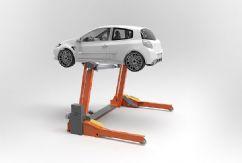 Binek ve Hafif Ticari Araçlar İçin Mobil Lift 3000 KG(ENK-FHB3000-01-SS-2000)