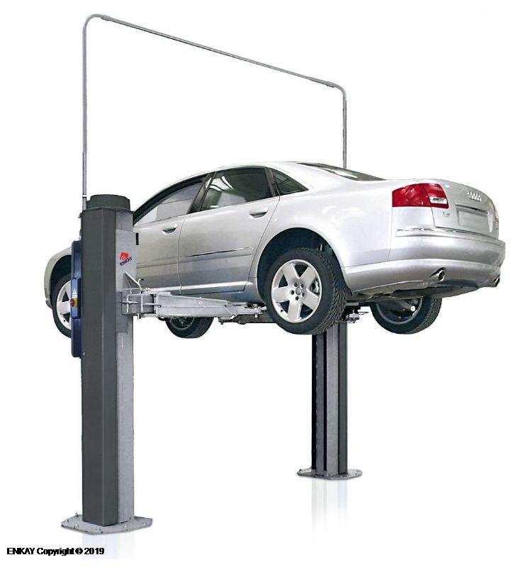 4 Ton Akıllı Lift (Alttan Bağlantısız - Şasesiz)(SMART2-4000)