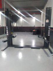 İki Sütunlu Elektro Mekanik Lift 3.5 Ton(MAK2-3500)