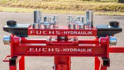 Kamyonlar Ve Ağır Ticari Araçlar İçin Kanal Krikosu - Pnömatik Hidrolik-20 Ton(FCH-LGH-20-600-120)