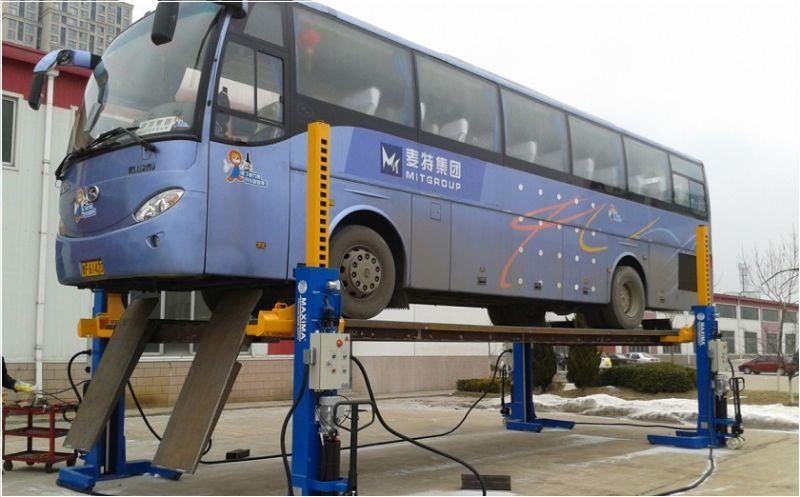 Ağır Vasıta Mobil Sütunlu Lift - 4 x 5.5 Ton(ENK-ML4022)