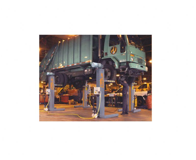 Ağır Vasıta Mobil Lift 4x6.5(BUS-EASYPLS-BL465E)