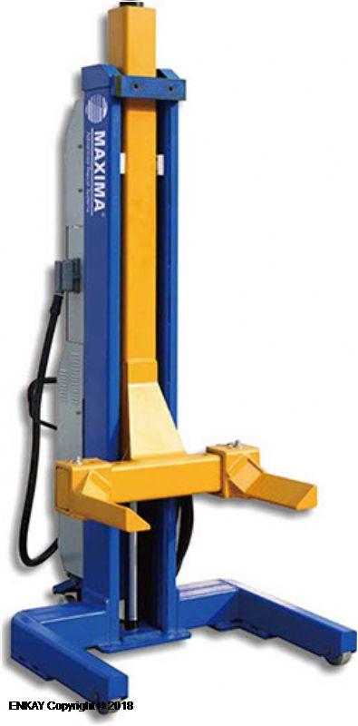 Ağır Vasıta Mobil Sütunlu Lift Kablosuz- 8 x 7.5 Ton(ENK-ML8060W)