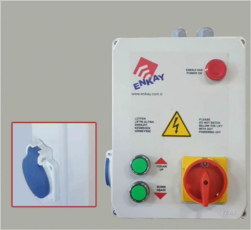 MAK2-3000 Elektirik Panosu(PNK23200)