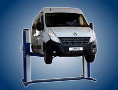 Eco 2 Sütunlu Elektro Mekanik Lift 5 Ton(Mak2-5000)