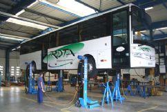 Ağır Vasıta Mobil Sütunlu Lift - 4 x 8.2 Ton (SFC-PMZ-412082S3)