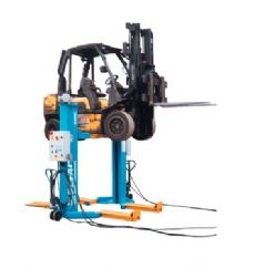 Forkliftler İçin Mobil Sütunlu Lift - 2 x 4 Ton (SFC-600M40)