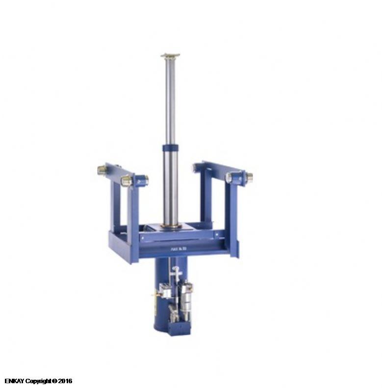 Kanal Krikosu -14 Ton - Hidrolik + Pnömatik(SFC-CBH6514)