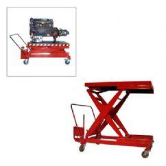 Motor Kaldırma Ve Taşıma Sehpası - 2 ton(FCH-SHW-2000-H)