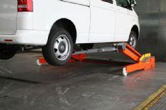 Binek ve Hafif Ticari Mobil Lift - Asimetrik - 3 Ton - 2000 mm(FKB-FHB3000-02-SL-2000)