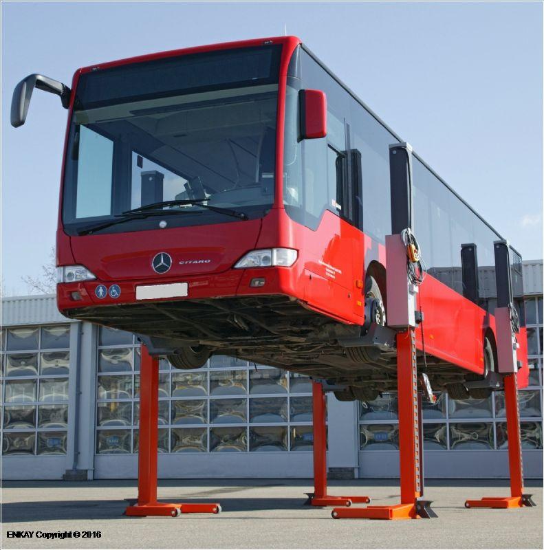 Ağır Vasıta Mobil Lift 4x5.5 (FKB-EHB1005V11DC-4wireless)