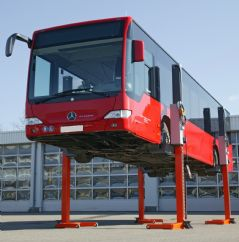 Ağır Vasıta Mobil Lift 4x5.5