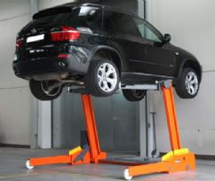 Binek ve Hafif Ticari Mobil Lift - Simetrik - 3 Ton - 2300 mm(FKB-FHB3000-03-SS-2300)