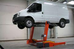 Binek ve Hafif Ticari Mobil Lift - Asimetrik - 3 Ton - 2300 mm(FKB-FHB3000-04-SL-2300)