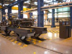 Demir Yolu Taşıtları İçin Yarı Makaslı Platform Lift(FKB-HDS25-6000-RAIL)