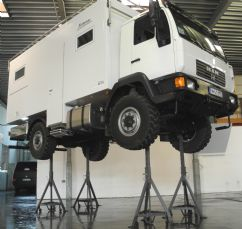 Araç Altı Sehpa - 8,2 Ton(FKB-HS08)