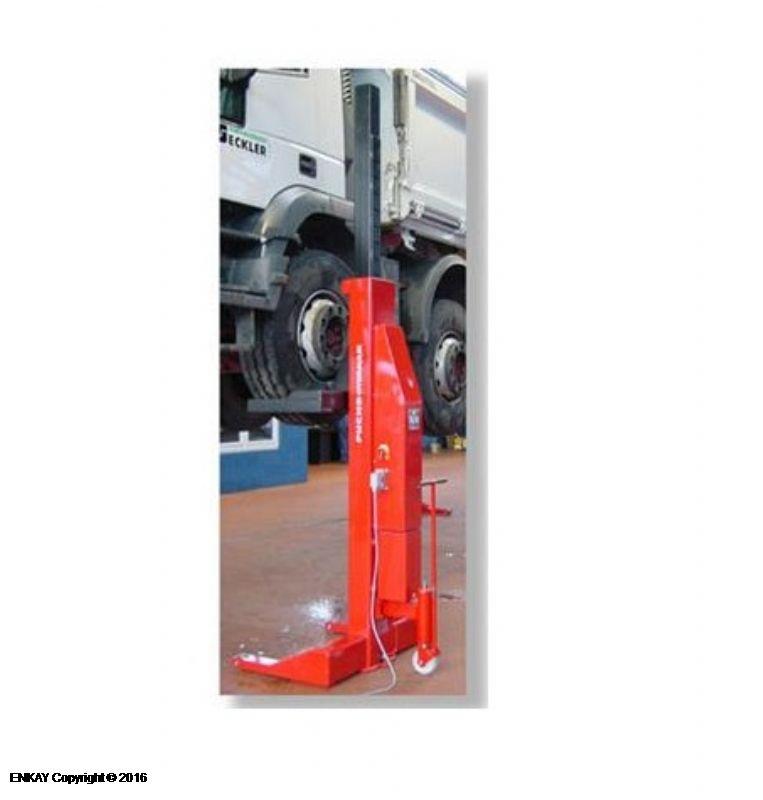 Ağır Vasıta Araçlar İçin 6 Sütunlu Mobil Lift(FCH-FRG7500-6)