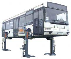 Ağır Vasıta Mobil Lift 4x6.5 (BUS-EASY-BL465NE)