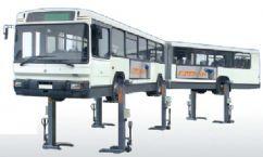 Ağır Vasıta Mobil Lift 6x6.5 (BUS-EASYPLS-BL665E)