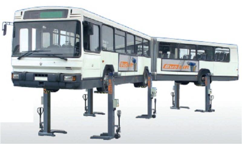 Ağır Vasıta Mobil Lift 6x7.5 (BUS-EASYPLS-BL675E)