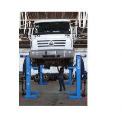 Ağır Vasıta Mobil Sütunlu Lift - 4 x 5.5 Ton (SFC-PMX-412055SV)