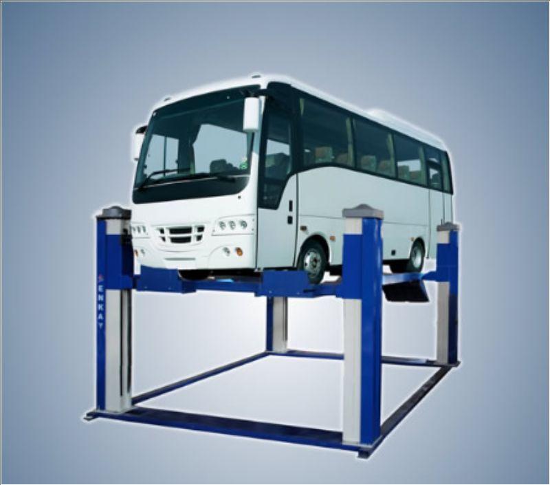 Minibüs, Midibüs, Kamyonet Araçlar İçin 4 Sütunlu Oto Lift 8 Ton(EK4-8000)